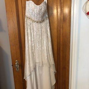 Sherri hill dress size 2